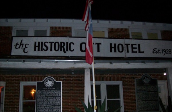 Spirits of The Ott Hotel